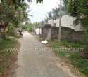 25 Cents Land for Sale at Menamkulam Kazhakuttom Trivandrum Kerala1