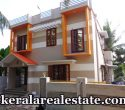4 cents 1600 Sqft 43 Lakhs House Sale at Vittiyam Peyad Trivandrum Peyad Real Estate Properties