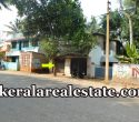 12.5 Cents Land With 3 bhk House and 2 Shops For Sale at Ooruttambalam Pravachambalam Trivandrum