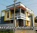5 Cents 2600 Sqft New Semi Furnished House Sale at Manacaud Ambalathara Trivandrum
