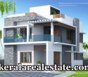 55 Lakhs 4.25 Cents 1550 Sqft New House Sale at Nemom Vellayani Studio Road Trivandrum